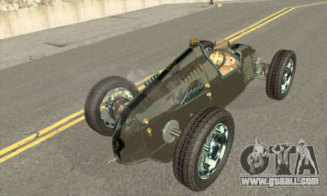 Audi Type C 1936 Race Car for GTA San Andreas left view