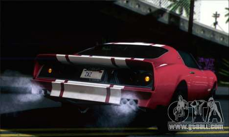 GTA 5 Phoenix for GTA San Andreas right view