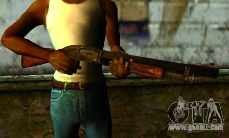Shotgun from Gotham City Impostors v1 for GTA San Andreas third screenshot