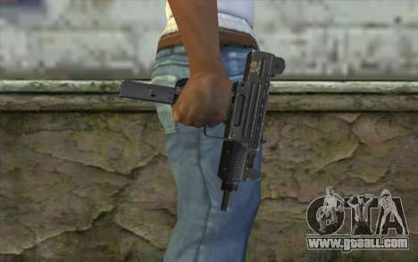 Mac 10 for GTA San Andreas third screenshot