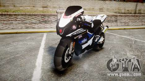 Suzuki GSX-R 1000 K10 for GTA 4