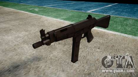 Gun Taurus MT-40 buttstock1 icon4 for GTA 4