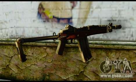 Ruger Mini-14 from Gotham City Impostors v2 for GTA San Andreas second screenshot