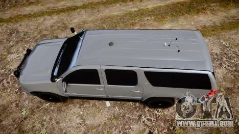 Chevrolet Suburban [ELS] Rims2 for GTA 4 right view