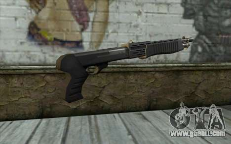 Shotgun from Half - Life Paranoia for GTA San Andreas second screenshot