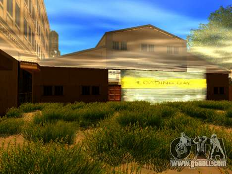 Relax City for GTA San Andreas fifth screenshot