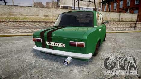 VAZ-2101 penny for GTA 4 back left view