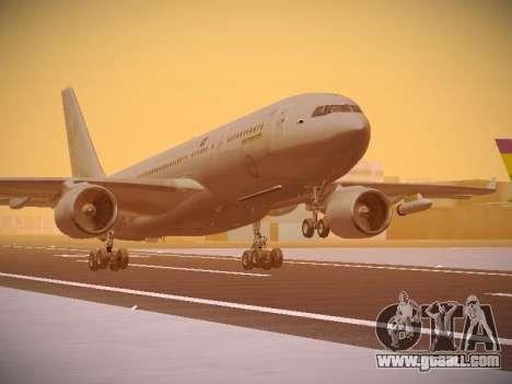 Airbus KC-45A (A330-203) Australian Air Force for GTA San Andreas