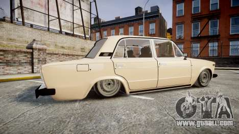 VAZ 2106 Lada for GTA 4 left view
