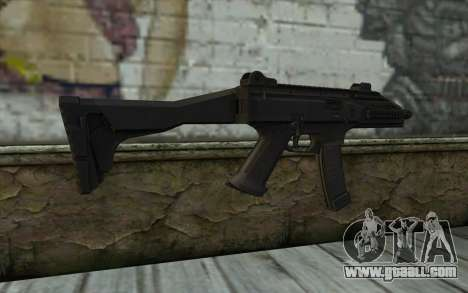 CZ-3A1 Scorpion (Bump Mapping) v3 for GTA San Andreas second screenshot