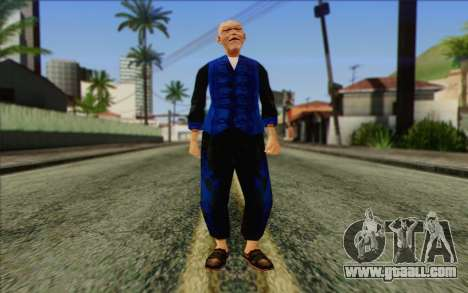 Squad member AI Skin 5 for GTA San Andreas