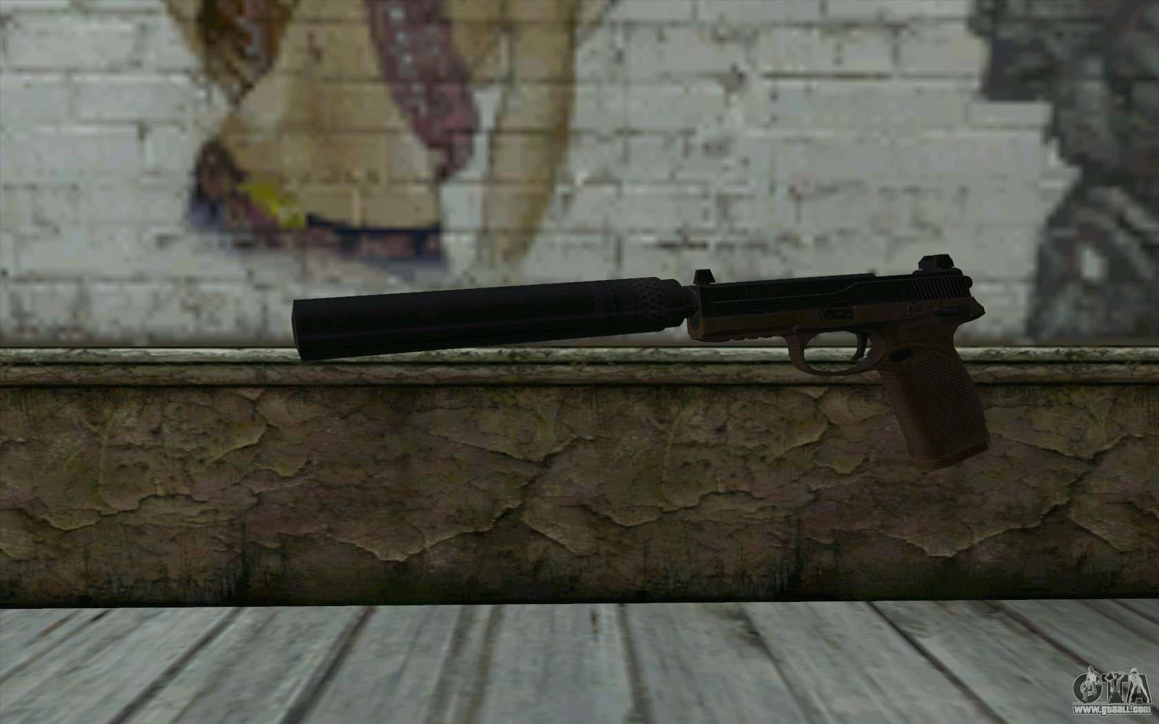 weapons silencer fnp - photo #18