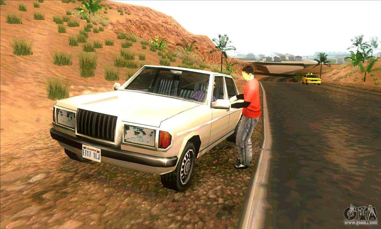 Life Situation V3.0 For GTA San Andreas