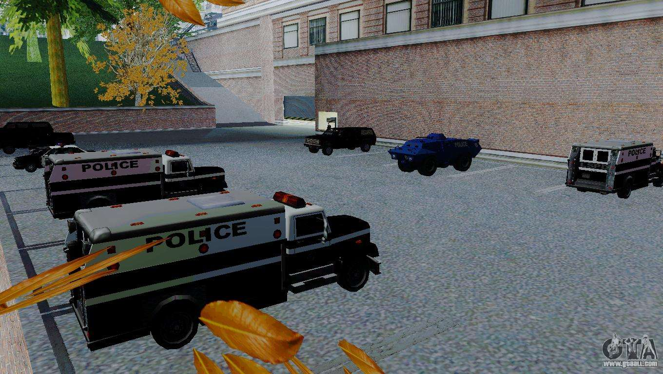 New Vehicles In Sfpd For Gta San Andreas