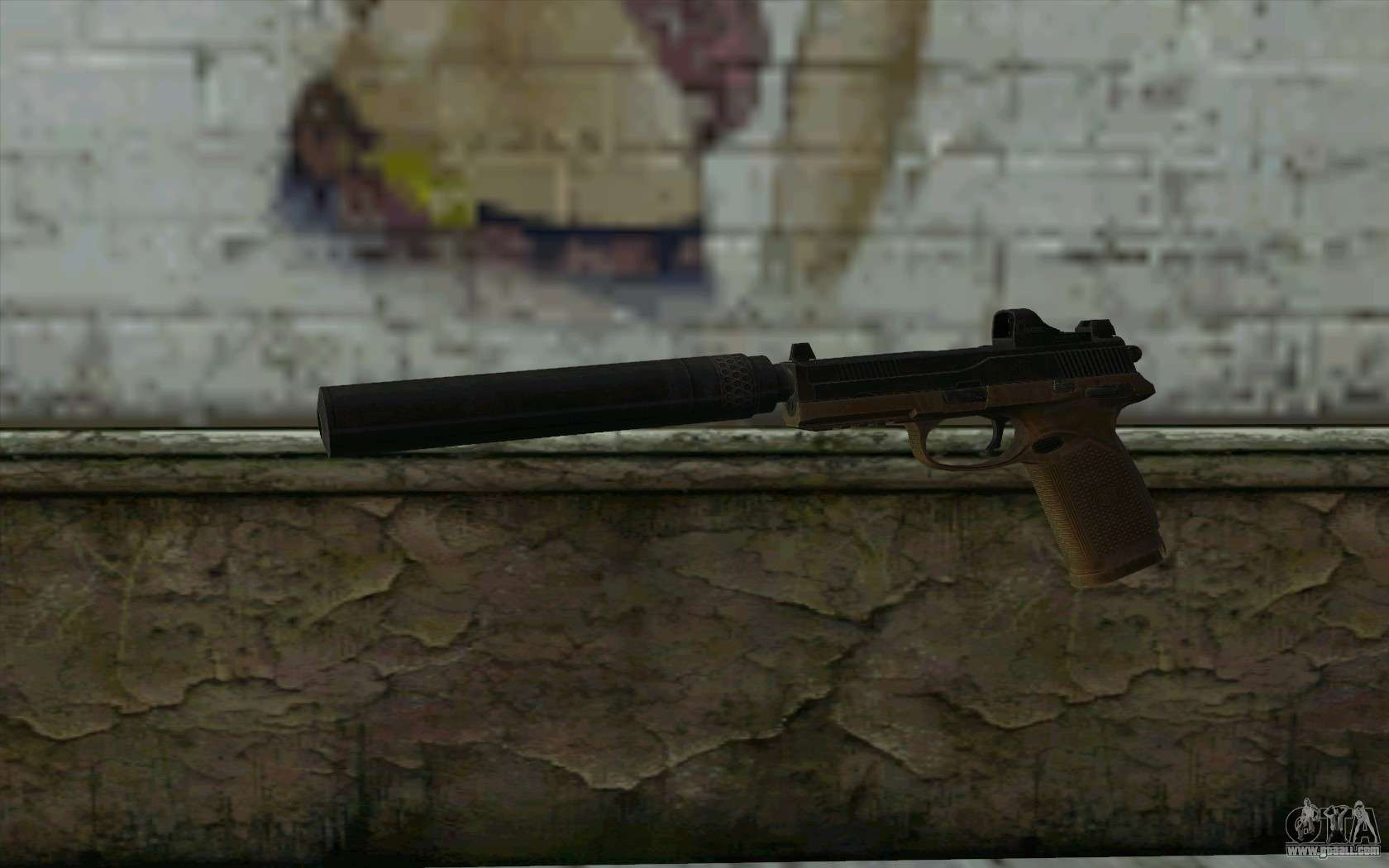 weapons silencer fnp - photo #23