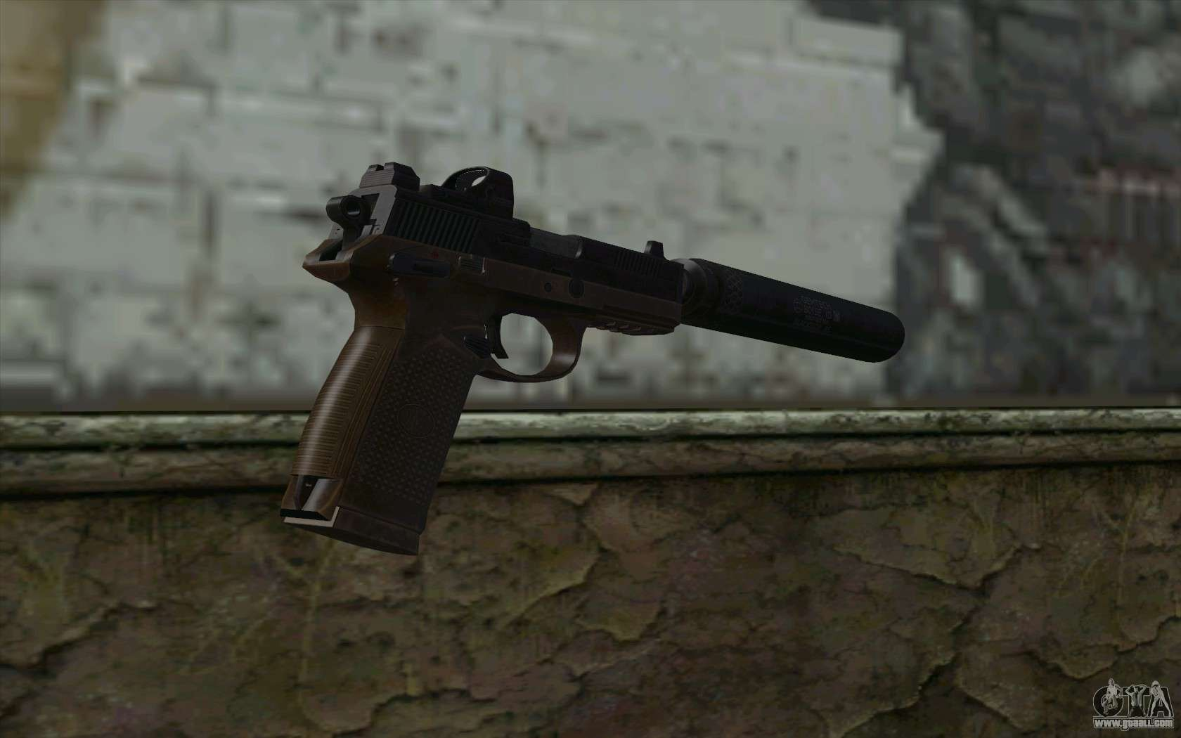 weapons silencer fnp - photo #10
