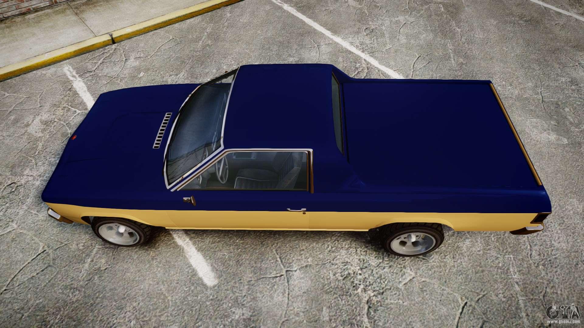 GTA V Cheval Picador f...