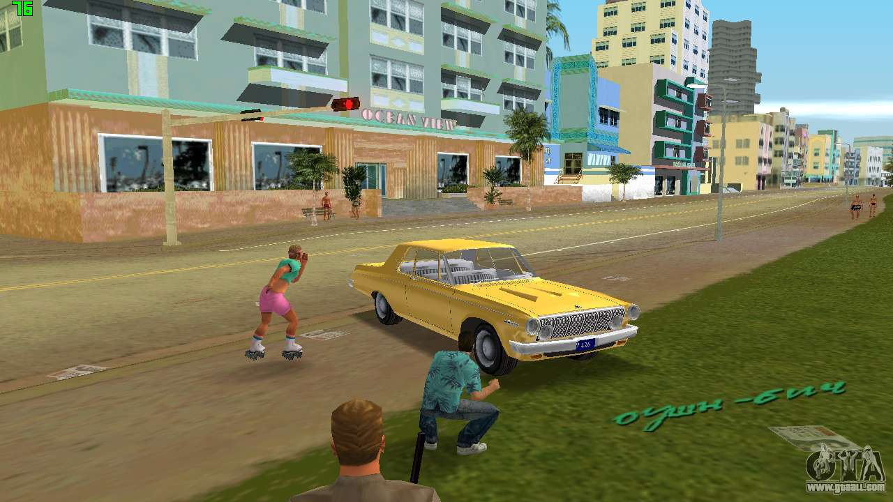 Gta Vice City Sabre Car Location