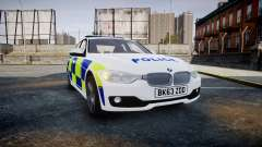 BMW 335i 2013 Central Motorway Police [ELS]