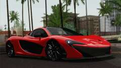 McLaren P1 HQ for GTA San Andreas