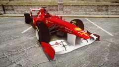 Ferrari 150 Italia Track Testing