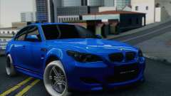 BMW M5 E60 sedan for GTA San Andreas