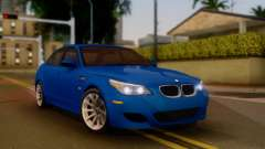 BMW M5 E60 2006 for GTA San Andreas