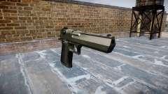Gun IMI Desert Eagle Mk XIX Black