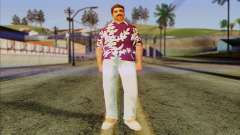 Diaz Gang from GTA Vice City Skin 1 for GTA San Andreas