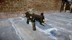 Gun UMP45 Carbon Fiber