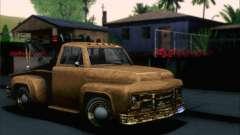 GTA 5 Towtruck Worn