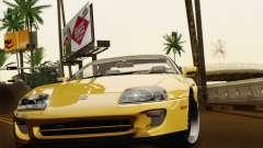 Toyota Supra купе for GTA San Andreas