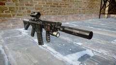 Machine Tactical M4A1 CQB