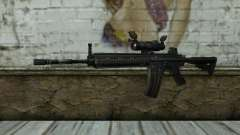 HK416 (Bump mapping) v1 for GTA San Andreas