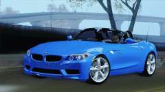 BMW Z4 sDrive28i 2012 Stock for GTA San Andreas