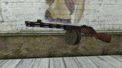 PPSH-41 v1 for GTA San Andreas