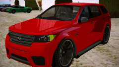 Bravado Gresley for GTA San Andreas