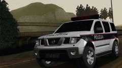 Nissan Pathfinder Policija