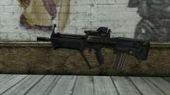 TAR-21 Bump Mapping v1 for GTA San Andreas