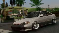 Honda Civic Si Coupe for GTA San Andreas