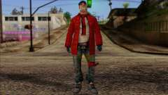 Vagabonds Skin 3 for GTA San Andreas