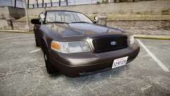 Ford Crown Victoria LASD [ELS] Unmarked
