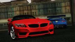 BMW Z4 sDrive28i 2012 Racing