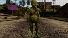 Alien from GTA 5