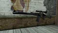 ВАЛ from Half - Life Paranoia for GTA San Andreas