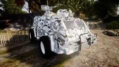 GAZ-3937 Vodnik