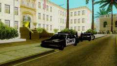 A new transport in LSPD and its revival
