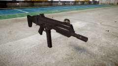 Gun SMT40 with butt icon3