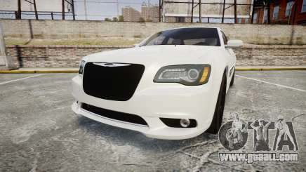 Chrysler 300 SRT8 2012 PJ SRT8 for GTA 4