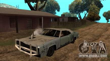Post-Apocalyptic Buccaneer for GTA San Andreas